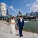 『『フォトウェディングinシンガポール』』の画像