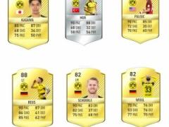 【 画像 】FIFA18のドルトムント・メンバーの能力値が公開!デンベレがもうバルサ所属に!