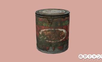 ドッグフード缶