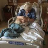『病院での犬の面会について:おばあちゃん待望の面会』の画像