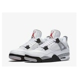 "『ABC-MART サイズ限定在庫復活 Nike Air Jordan IV Retro ""White Cement""』の画像"