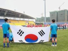 韓国代表、シリアに親善試合をドタキャンされる!
