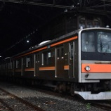 『【あと1回!!】205系武蔵野線M22,23,6編成Yokoso! Tanjung Priok!!(9月20日)』の画像