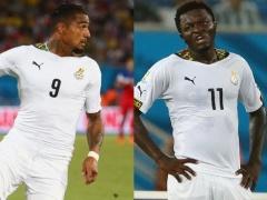 ミランのムンタリとシャルケのボアテング、同じ元ガーナ代表の2人の境遇がそっくりすぎるwww