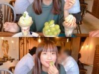 【乃木坂46】掛橋沙耶香と一緒にパフェ食べたいなぁ... ※画像あり