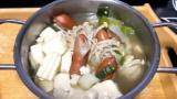 【速報】俺氏、鍋にシャウエッセンを入れた結果・・・(※画像あり)