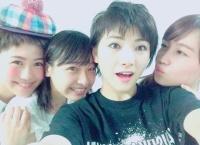 元AKB48 橋本耀が舞台「マジすか学園」を鑑賞!14期4人での写真きたああ!