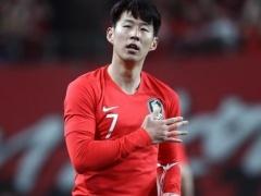 韓国代表ソンフンミンの行動が物議!コロンビア・メディアも激おこ!