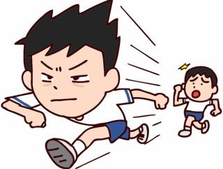 【朗報】令和の小学生、50m走8.5秒という驚愕の結果に!