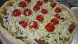 【でかい!】でかいピザ作ったったwwwwww