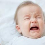 『赤ちゃんの夜泣き「私たちは原因を突き止めた」』の画像