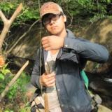 東吾妻村の渓流を気ままに探釣 2013.5.13のサムネイル