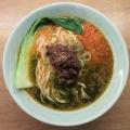 箸とレンゲ@阿佐ヶ谷 「山椒担々麺」