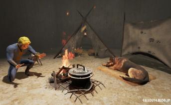 Campsite ウェイストランド・キャンピング・システムMOD