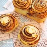 『チョコロール、ツインソフト、パン・オ・レ、バタートップ』の画像