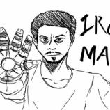 『アイアンマン3』の画像