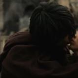 『実写「進撃の巨人」キスシーンに賛否両論!ミカサ役・水原希子のキス場面で【画像・動画】』の画像