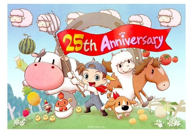 【朗報】『牧場物語』がPS4とsteamで出るぞー!!