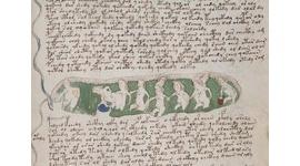 【話題】100年以上も未解読のヴォイニッチ手稿が「古いトルコ語で書かれている」とする説が登場