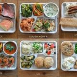 【画像】どの国の昼飯が一番美味しそうだと思う?wwwwwwwwwwwwwwwwwwwwwwwwwwwwwwwwwwwwwww