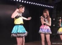 【AKB48】横山由依の剛力ダンスに田野優花爆笑www