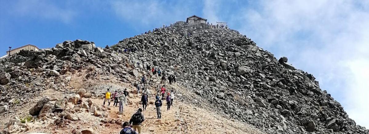 三島勤労者山岳会 山行報告BLOG イメージ画像