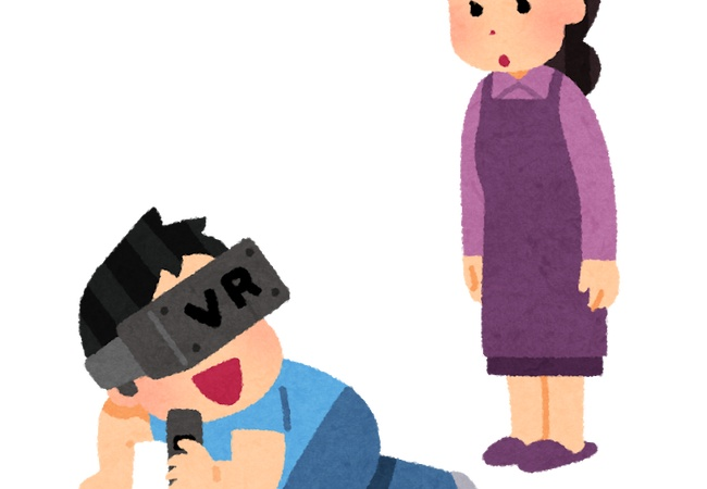【悲報】VRゲーム、結局浸透せず終わる