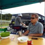 『2019年08月24日   夕日海岸移動:深浦町・風合瀬海水浴場』の画像