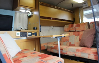 『ベッドは出来る限り広い方が…。そんな方にはこの車輌です♪』の画像