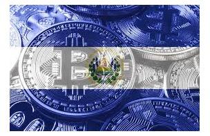エルサルバドルでデモ ビットコインATM破壊される