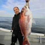 『10月28日 釣果 スーパーライトジギング』の画像