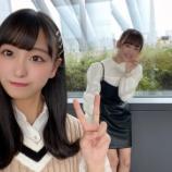 『[イコラブ] 瀧脇笙古「東京スカイツリー、莉沙と行ってきました!!展望台にも行って、綺麗な夜景が観れて最高の1日でした」』の画像