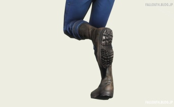 Vault Suit Enhanced with Boot Treads