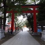 『【東京観光(新宿)】花園神社 ===都会のど真ん中にある商売繁盛に恋愛成就の神社===』の画像