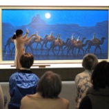 『認知症×美術館 対話型アート鑑賞アートリップ 開催予定』の画像