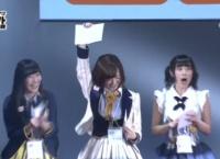 【AKB48】川本紗矢の交渉権を獲得した時の島崎遥香のガッツポーズと高柳明音の顔www【ドラフト会議】