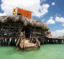 ジャマイカの海上バー、オーナーがピンチヒッターを募集中