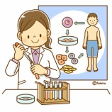 『【クリップアート】医療のイラスト(再生医療)』の画像