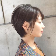 MINX青山 ヘアスタイル担当 石塚です。【大人に人気なショートヘア*】