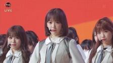 AKB48、「FNS歌謡祭」で『NO WAY MAN』を披露(画像&感想まとめ)