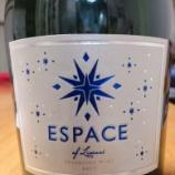『誕プレでもらったワイン~espace~エスパス・オブ・リマリ・スパークリング・ブリュット』の画像
