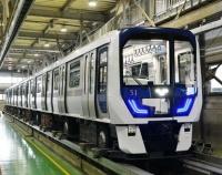 『新交通システム ゆりかもめ 新型車7500系登場』の画像
