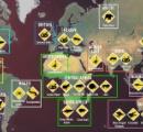 【画像】危険生物の世界ハザード・マップが誕生 日本代表はスズメバチとヒョウモンダコ