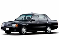 タクシーのFR率は異常。なぜなのか