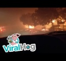米カリフォルニア州の大規模山火事 死者17人に 連絡がつかない人も多数