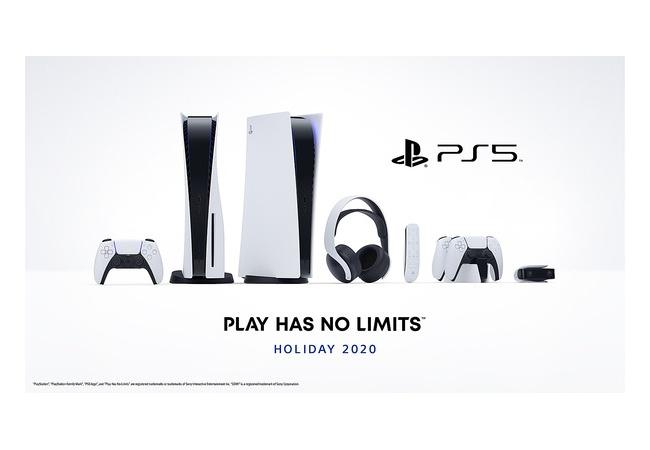 ソニー、PS5発表会を9/17に開催!!