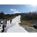 『軽井沢初滑りスキーキャンプ2期スタート。雨のぱらつく一日でした。』の画像