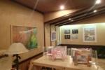 ソレイユカフェで開催中の「ええかつ作品展」に行ってきた!