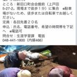 『戸田市「鍛冶谷・新田口遺跡」発掘現場説明会が4月29日(祝)に開催されます』の画像