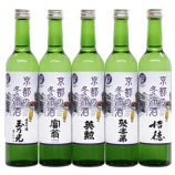 『【新商品】二大古都の老舗酒蔵によるコラボ!「京都・奈良の冬冷酒」発売』の画像